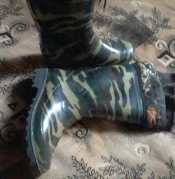 Silicone boots 41p