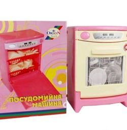 New children's dishwasher Orion (Russia)