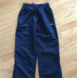 Sports pants Reebok 9-10 L 140 cm
