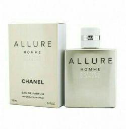 Chanel alyur acasă edita blanche