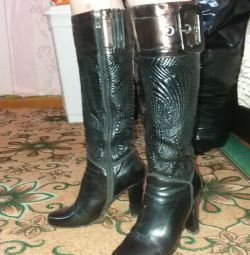 Μπότες πτώση / άνοιξη