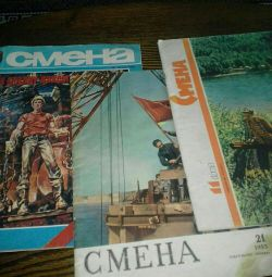 Magazines of the USSR.