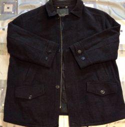 Пальто шерсть 56-58