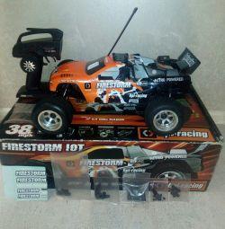 Combustion engine model Firestorm 10t