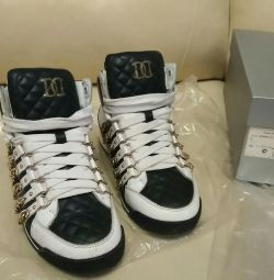 Sneakers Italy dsquared