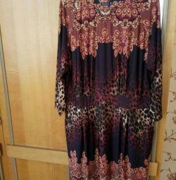 Платье , р-р 54