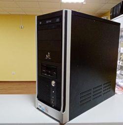 Powerful Office PC i3 3.3GHz 2ya / 4GB / 500GB Win10