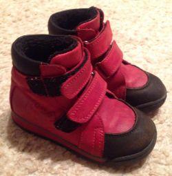 Autumn boots, spring Ponki orthopedic
