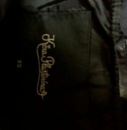 Kira's jacket Plate