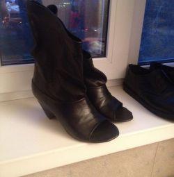 Μπότες μπότες Marsell Ιταλία αρχική σκλάβος χέρι