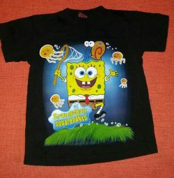 SpongeBob T-Shirt, 104-110