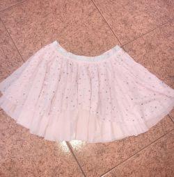 Rhinestone skirt