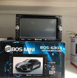 Radio auto 6303