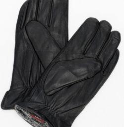 Γάντια από γνήσιο δέρμα