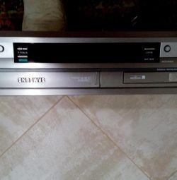 Συσκευή εγγραφής βίντεο Samsung SV-DVD1EA