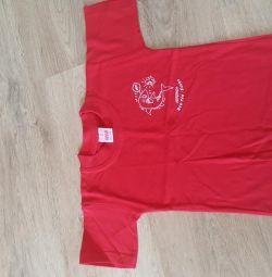 Yeni T-shirt 12-18m