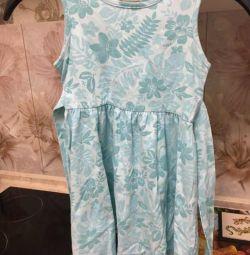 Хороші х / б сукні для дівчинки