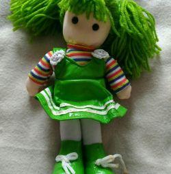 Μαλακή κούκλα