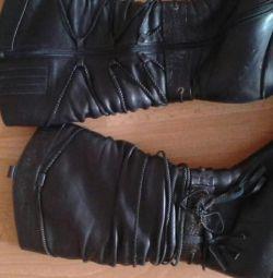 Kışlık ayakkabılar
