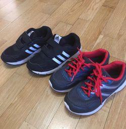 Ανδρικά παπούτσια για το αγόρι