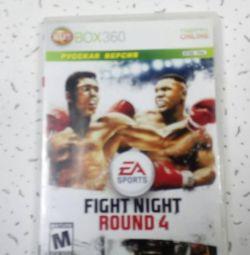 Drive Fight Night Round 4 (2009) XBOX360