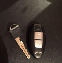 Ключ от Инфинити
