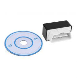 Сканер a / м Obd2 Elm327 з допомогою кнопки вкл / викл