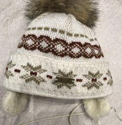 A new cap.
