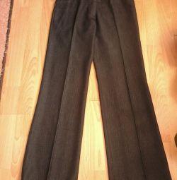 женские брюки, б/у пару раз, в отличном сост.