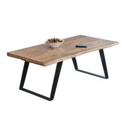 HM8171 AQUATIC NATURAL WOOD'DAN LOUNGE TABLOSU