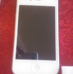 Телефон: IPhone 4