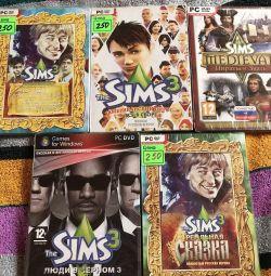 Disks Sims