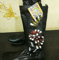 New demi-season boots