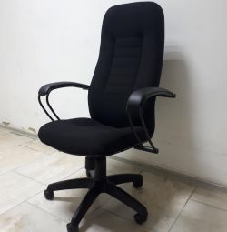 Chair Pilot-2 fabric black