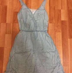 Denim'den yeni elbise