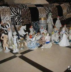 SSCB'nin 40 adet heykelciği