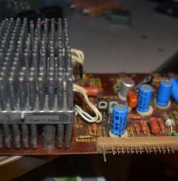 amplificator de orbită pentru magnetofonul 106