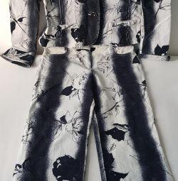 Pantaloni din catifea