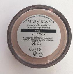 Πούδρα της Mary Kay