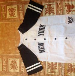 Рубашка новая H&M