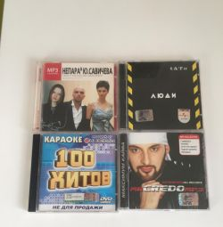 CD diskler