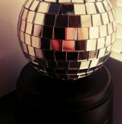мозаичный стеклянный шар