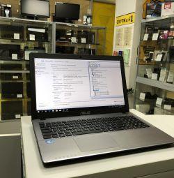 ШУстрый ноутбук для работы и учебы intel core i5