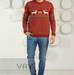 Cardigan for men, 46 size