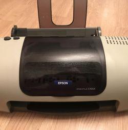 EPSON STYLUS C43UX Printer