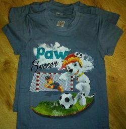 T-shirt yavru devriyesi
