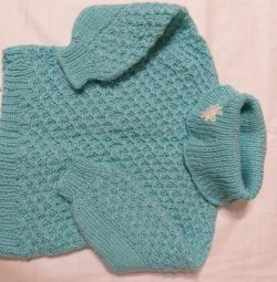 8.9 Knitted sweater