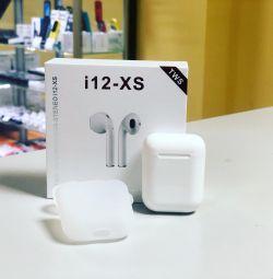 I12-xs wireless headphones