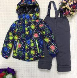 NEW winter suit