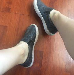 Slip-on sneakers by ASOS